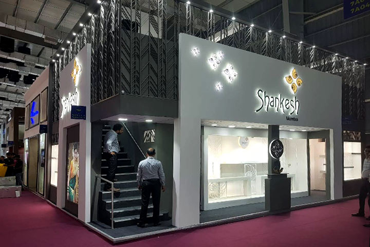 jewellery exhibition designer